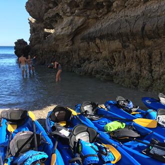 Kayaking 🛶