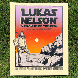 Lukas Nelson - Wilmington NC