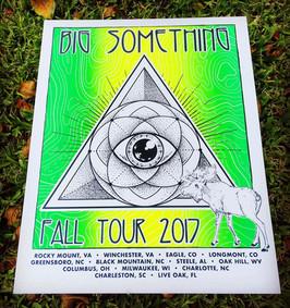 Big Something Fall Tour 2017