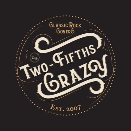 Logo for Two Fifths Crazy, 2017
