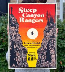 Steep Canyon Rangers - Wilmington, NC