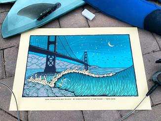 """San Francisco Bay Blues"""