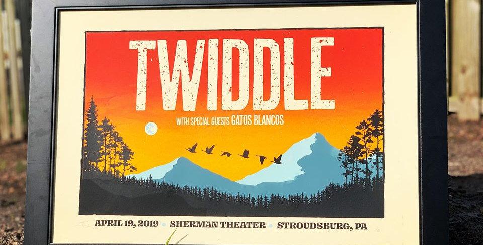 TWIDDLE - STROUDSBURG 2019 (AP COPIES)
