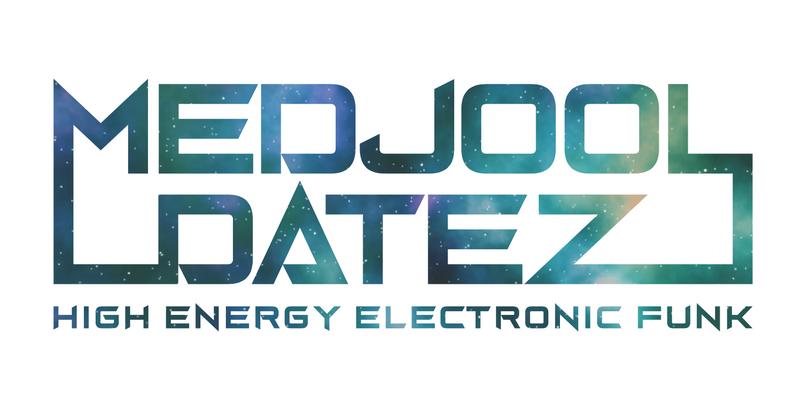 Logo for Medjool Datez, 2018
