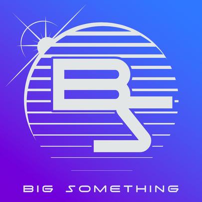 Logo for Big Something, 2017
