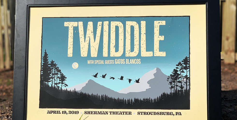 TWIDDLE - STROUDSBURG PA (VARIANT)