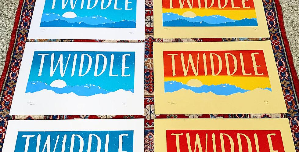 TWIDDLE - KILLINGTON PROCESS SETS