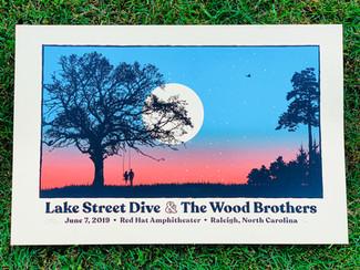Lake Street Dive - Raleigh 2019