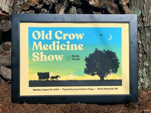 Old Crow Medicine Show - Black Mountain 2019