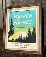 Warren Haynes - Summer 2019