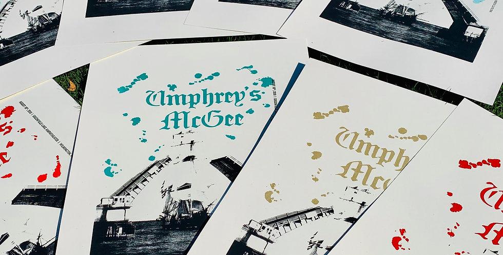 UMPHREY'S WILMINGTON TEST PRINT