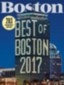 Boston Magazine Best Of Boston 2017