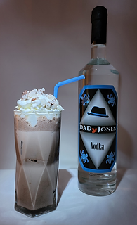 cocktail called Choco Coco Lala