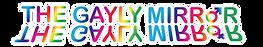 the gayly mirror logo