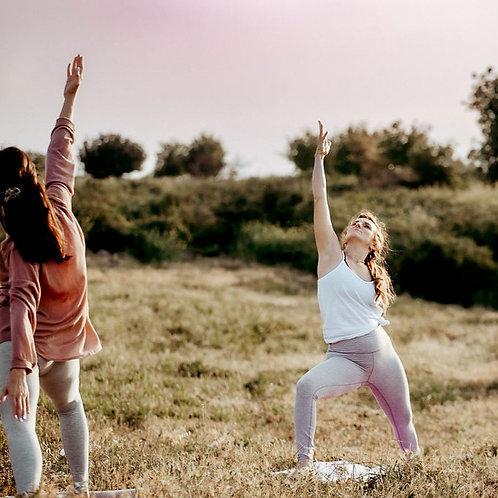 7 Day Mini Yoga School