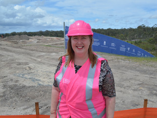GOVERNMENT MUST DELIVER ON JOBS FOR HOSPITAL BUILD