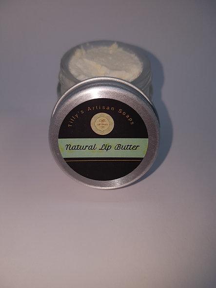 Natural Lip Butter