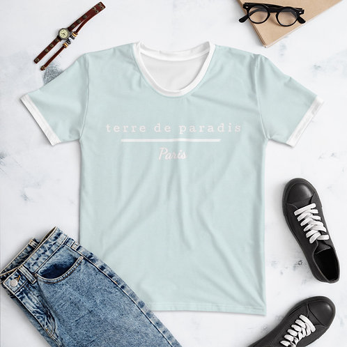 """terre de paradis"" Women's T-shirt"