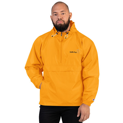 Bubble Jerp Original Embroidered Champion Packable Jacket