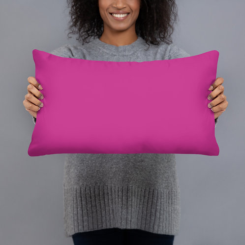 Bride to Be Basic Pillow