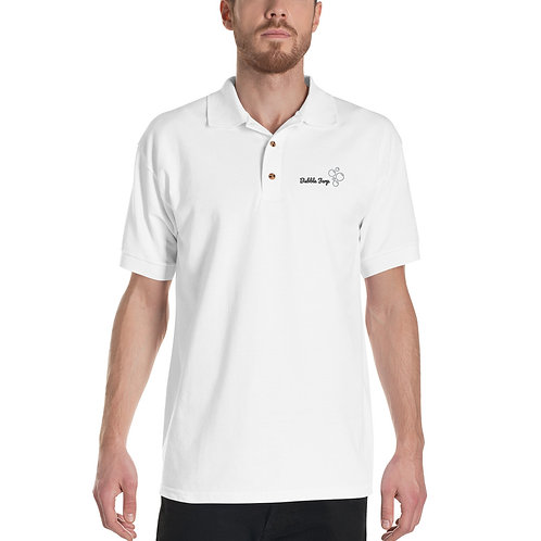Bubble Jerp Original Embroidered Polo Shirt