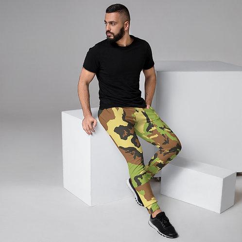 Camouflage Men's Joggers