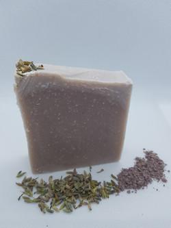 Lavendar soap