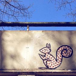 Ecureuil quantique