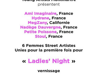 Ladies' Night à la YAM