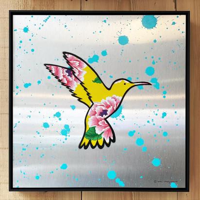 Colibri Flowers - DISPO