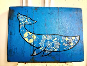 Baleine Or - Vendu/Sold