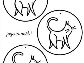Des chatons dans le sapin