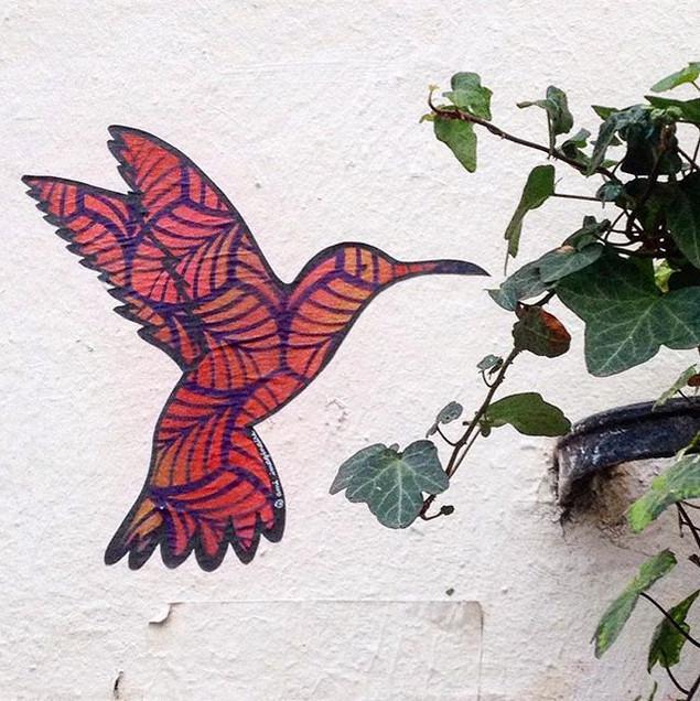Hummingbird of Montmartre