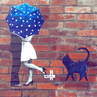 Me & You & a cat named Boo