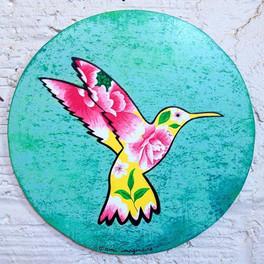 Mini hummingbird de Printemps - VENDU/SOLD