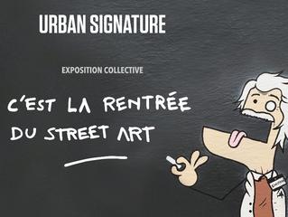 C'est la Rentrée du Streetart!