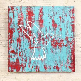 Mini-minimal hummingbird - VENDU/SOLD