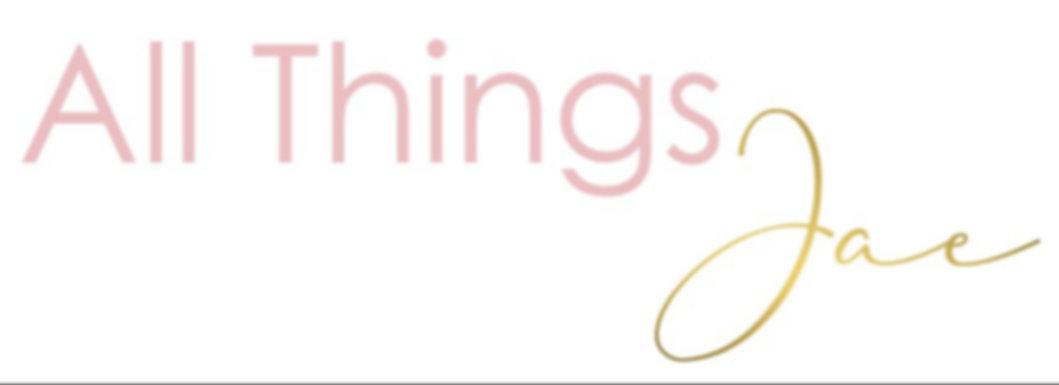 All Things Jae
