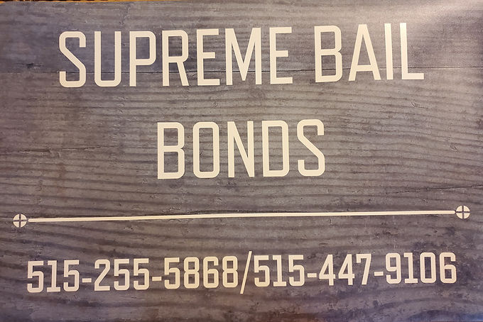 Supreme Bail Bonds