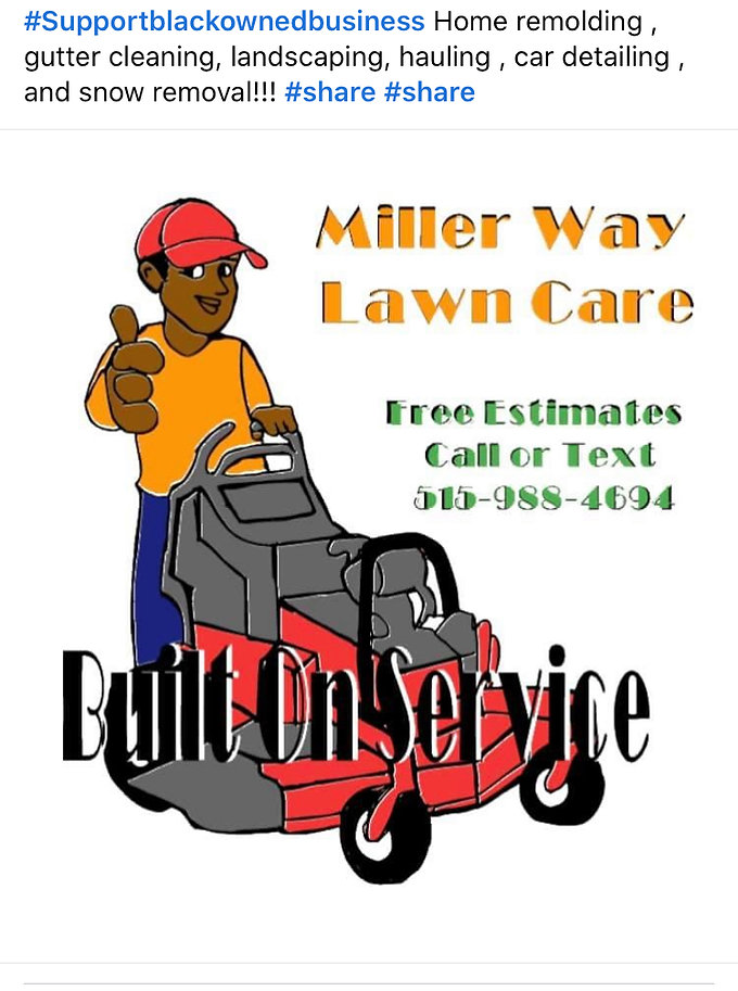 Miller way lawn care