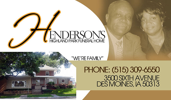 Henderson's Highland Park Funeral Home