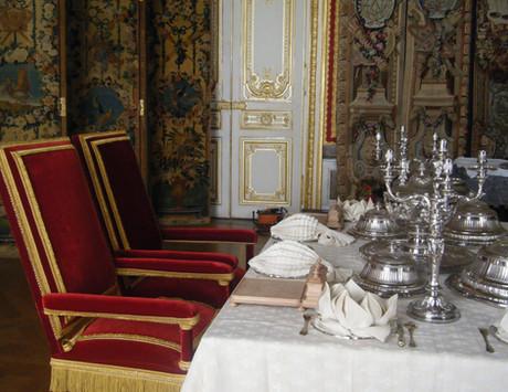 Mobilier de Style | Charlotte et Claire | Tapissier décorateur Nîmes | Chateau de Versailles | Chaises