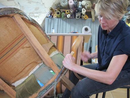 Techniques et étapes de la restauration de mobilier
