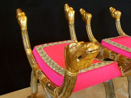 L'évolution des techniques liées au mobilier de Style