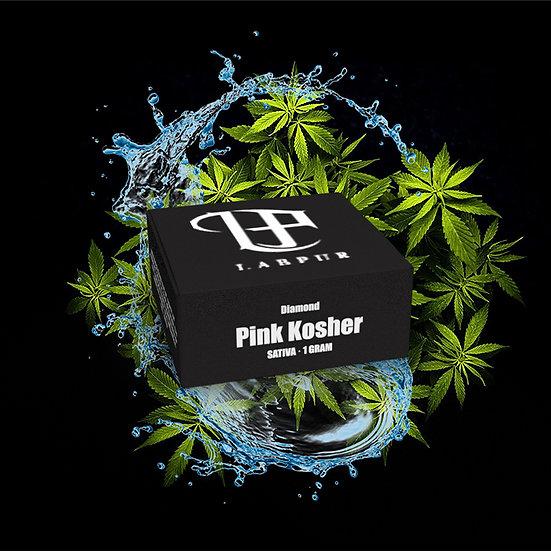 Pink Kosher Diamonds
