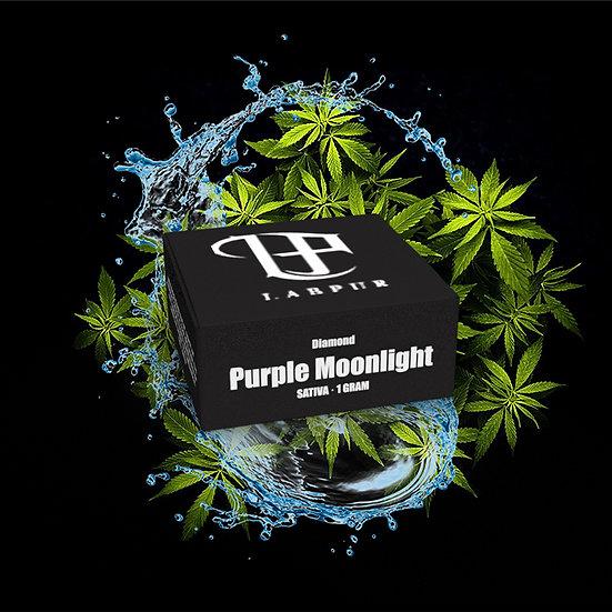 Purple Moonlight Diamonds