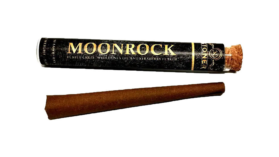 Purple Urkle Moon Rock Joint
