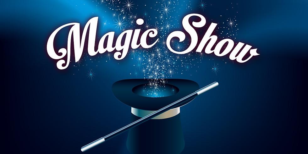Famliy Magic Show at Smoke and Mirrors Magic Theater