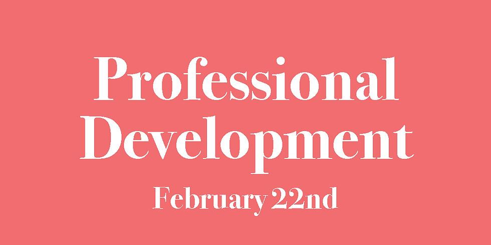 Professional Development with Meagan Bond