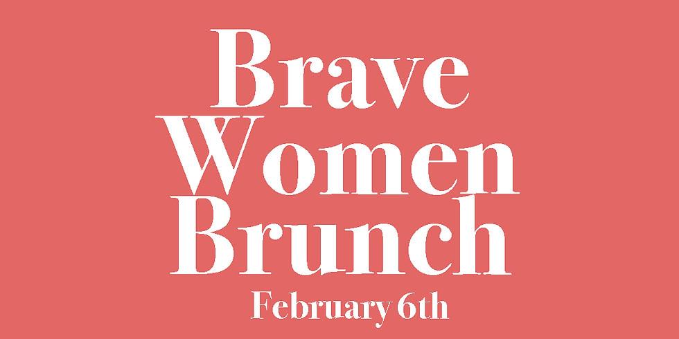 Brave Women Brunch: Leadership & Career